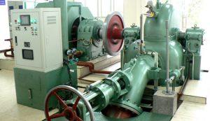 1-Jet Horizontal Pelton Turbine