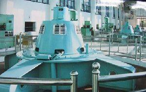 6-Nozzles Vertical Pelton Turbine-Generator Unit