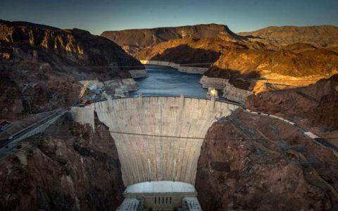 Đập thuỷ điện lớn nhất nước Mỹ, Hoover Dam